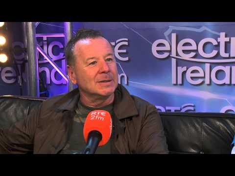 Dan chats to Jim Kerr from Simple Minds