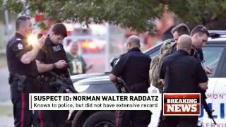 CBC News: Edmonton shooting - How it transpired on CBC News Network