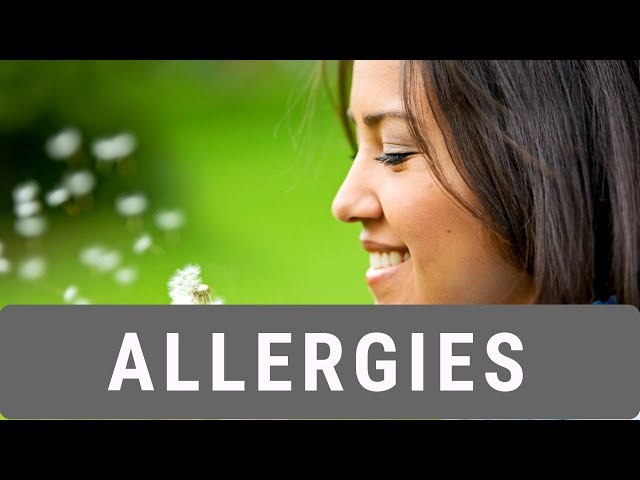 Proven and Unexpected Ways to Fix Allergies