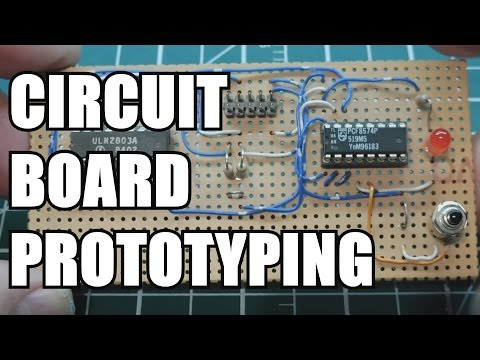 Circuit Board Prototyping Tips and Tricks