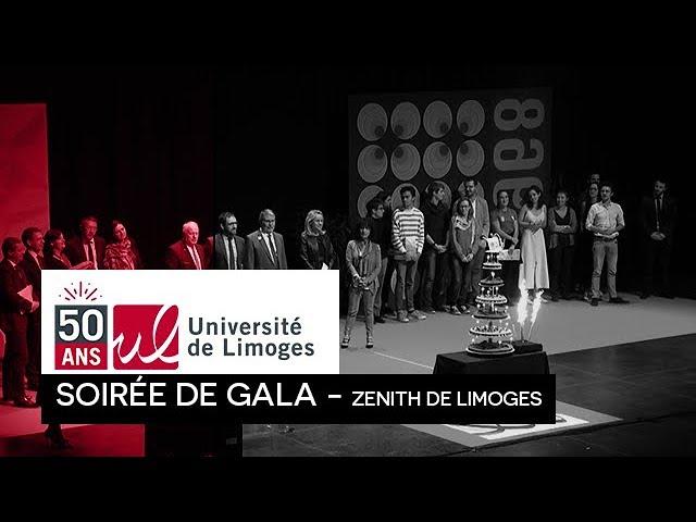 [ ÉVÉNEMENT ] : Revivez la soirée de Gala des 50 ans de l'Université !