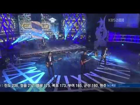 CNBlue My Love and Hey You Live 2012