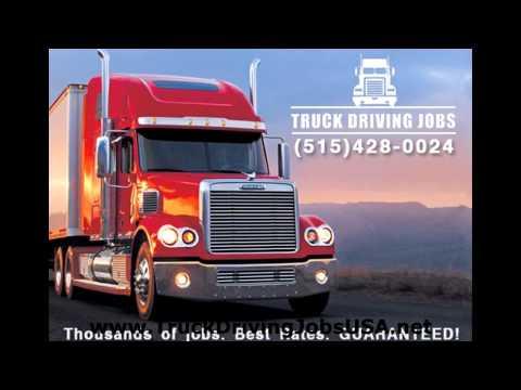 Trucking Jobs - http://www.TruckDrivingJobsUSA.net