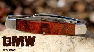 Video Vintage BMW Solingen Stockman Pocket Knife download MP3, 3GP, MP4, WEBM, AVI, FLV Juni 2018