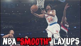 "NBA ""Smooth"" Layups 🍇"
