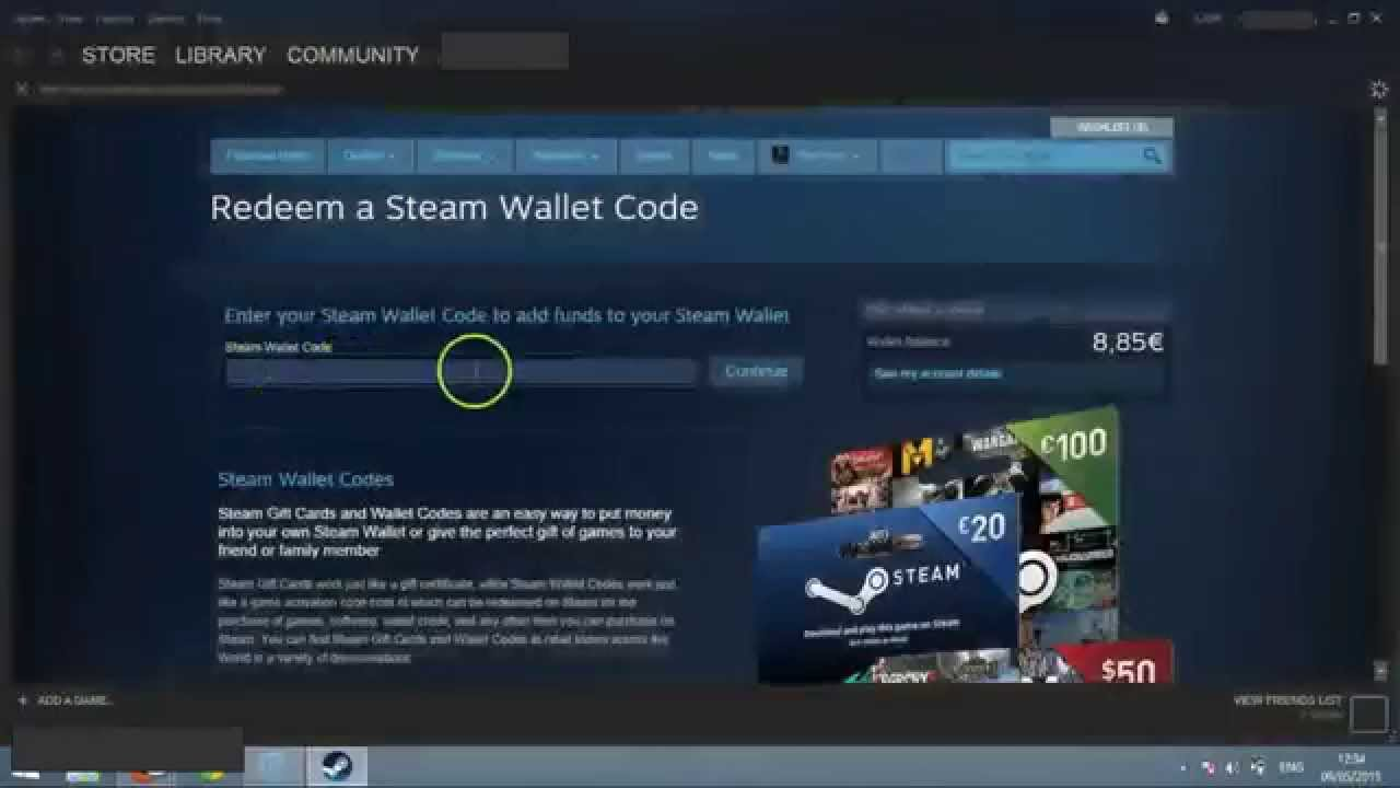 steam wallet codes working