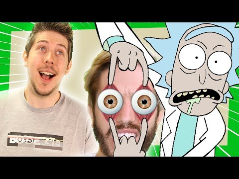 I DON'T KNOW WHO'S REAL! | Rick and Morty's Total Rickall