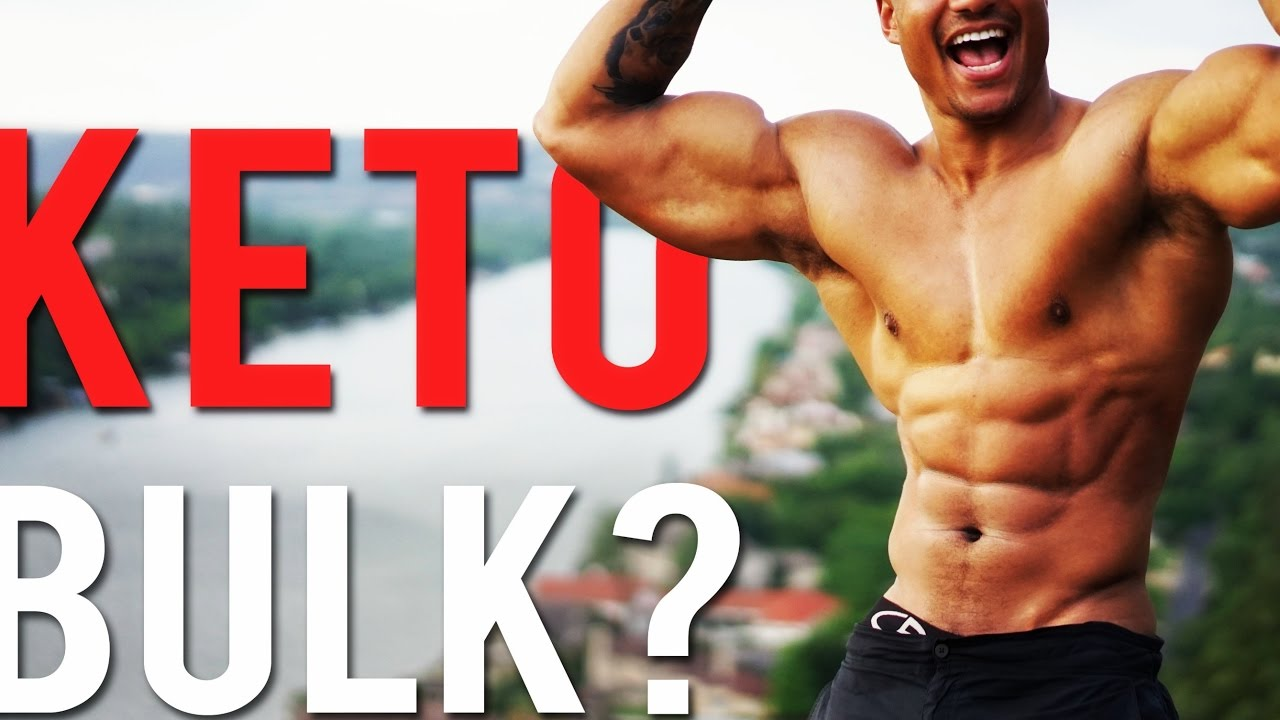 How To Build Muscle With The Ketogenic Diet? (KETO BULK ...