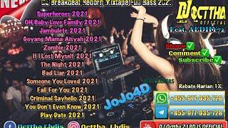 DJ BREAKBEAT TERBARU PALING KENCENG MELINTIR TINGGI BOSKUH FULL BASS MIXTAPE 2021 Feat ALDHY72