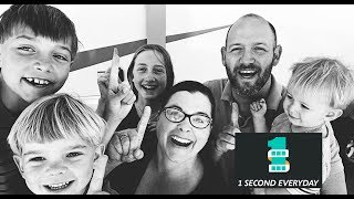 1 SECOND EVERY DAY FOR A FULL YEAR OF TRAVEL - Fulltime RV Travel Family