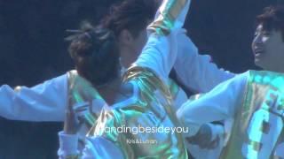 Video 140406 Peace&love&friendship concert - Wolf Kris Luhan focus download MP3, 3GP, MP4, WEBM, AVI, FLV Agustus 2018