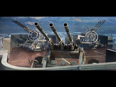 👍 НОВАЯ МЕХАНИКА ПВО 👍 ОБСУЖДАЕМ С TENKEN TV World Of Warships