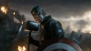 Why Captain America Is Worthy of Mjolnir (and is Thor?) | Avengers Endgame