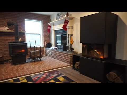 Check Out Our Beautiful Fireplace & Stove Showroom!