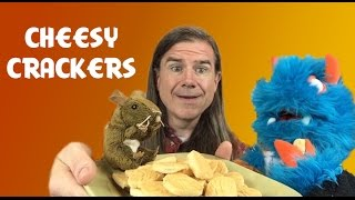 3 Ingredient Recipes: Cheese Crackers