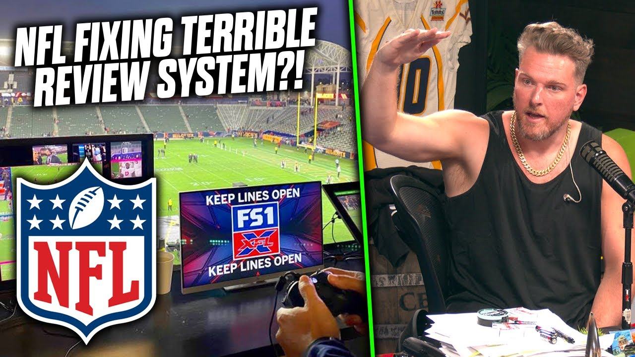 Is The NFL Finally Fixing It's Flawed Replay System?!