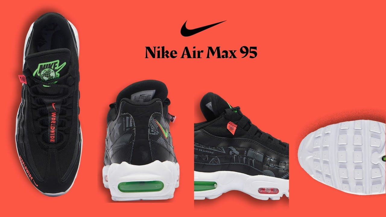 air max 95 worldwide