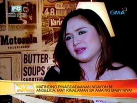 SC: Actress-Politician Angelica Jones, 7 months nang buntis!