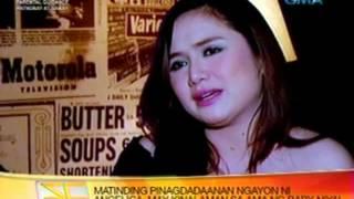 SC: Actress-Politician Angelica Jones, 7 months nang buntis! YouTube Videos