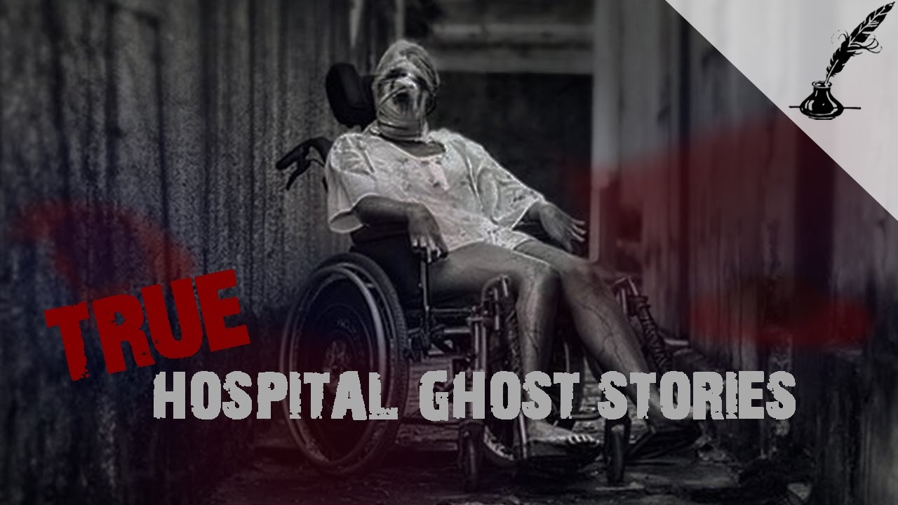 3 Allegedly True Hospital Ghost Stories | Real Paranormal Stories Series