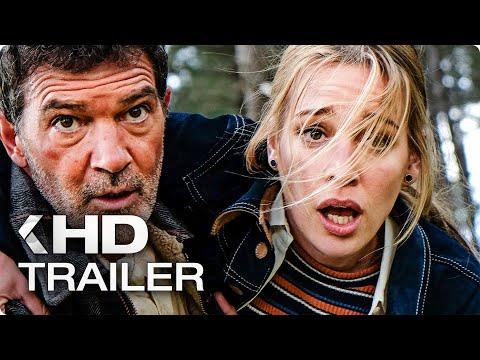 BLACK BUTTERFLY Trailer German Deutsch (2017)