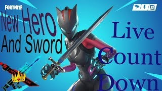 New Sword & Hero Lynx Kassandra Frostnite PL 126 Save The World 🔴 Support A Creator ID Jasonking5