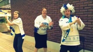 Finlands självständighetsdag 6 dec - Lucka 6 - Family Throwback Suomi