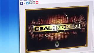 Deal or no Deal Online Game (Version 2) Game 1