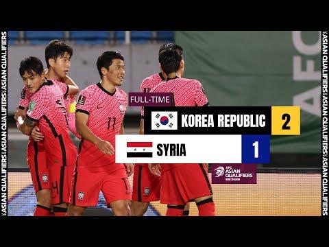 South Korea Syria Goals And Highlights