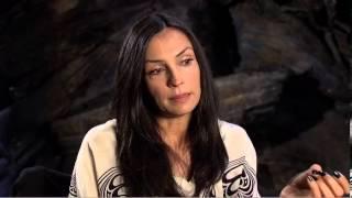HANSEL Y GRETEL: CAZADORES DE BRUJAS - Famke Janssen nos habla sobre la película
