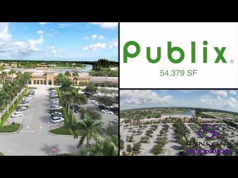 Mirasol Walk Shopping Center - Palm Beach Gardens, FL