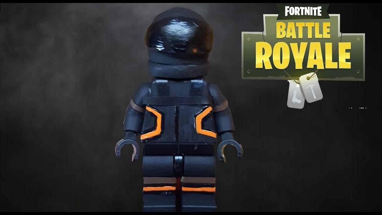 Lego Fortnite Custom Dark Voyager Youtube