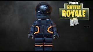 Lego Fortnite Custom(Dark Voyager)