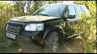 Наши тесты - Suzuki Grand Vitara 3.2 против Land Rover Freelander 3.2