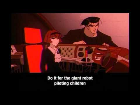 Adult Swim: Anime Bumps (1080p HD)