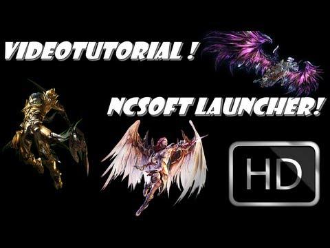 Tutorial Ncsoft Launcher HD