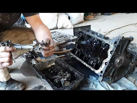 Ломает шатун  Renault Master 2.5dci после обломаного шатуна
