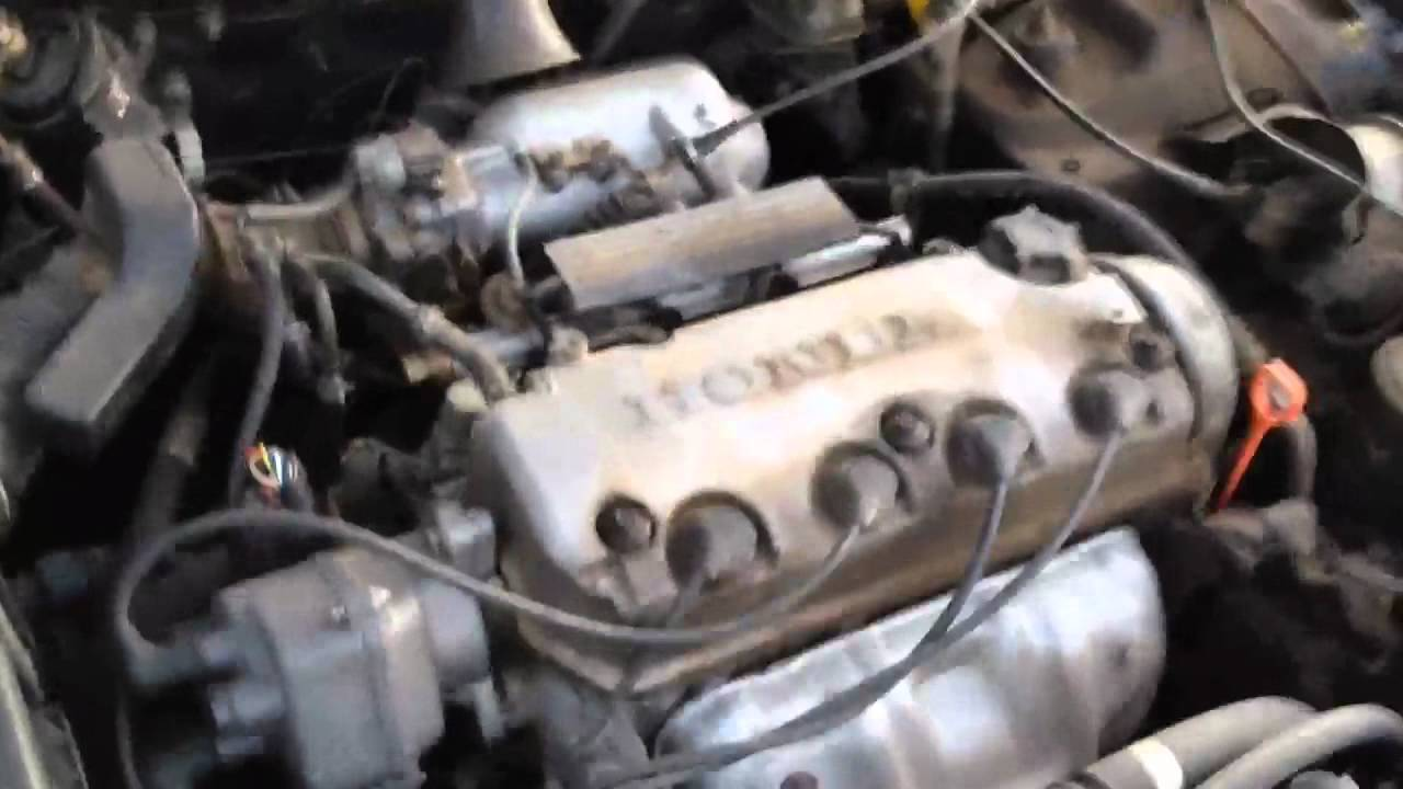 Engine Died, cam gear came loose, bent valves? - Honda Civic