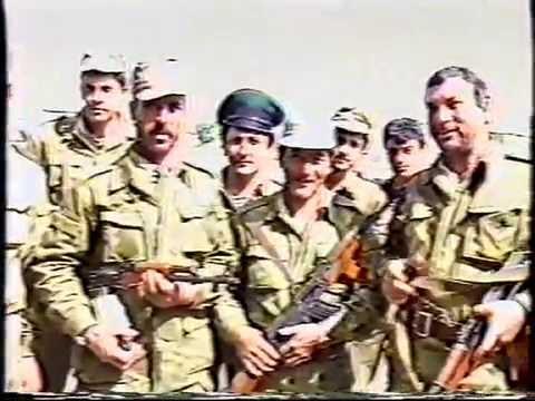 Elman Abbasov Arxivi 1992-ci il Sədərək döyüşləri