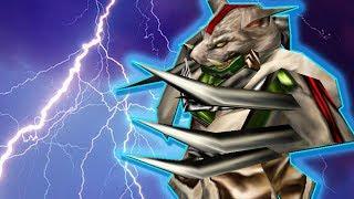 Warcraft 3 | 4v4 RT | Shaman Power
