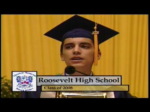 Theodore Roosevelt High School - Class of 2008