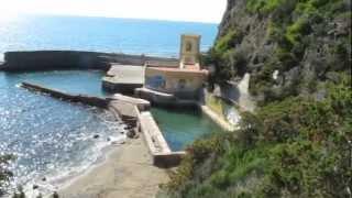 Ott 2012 - Discesa interessante sulla costa degli etruschi (Castel Sonnino, Livorno)