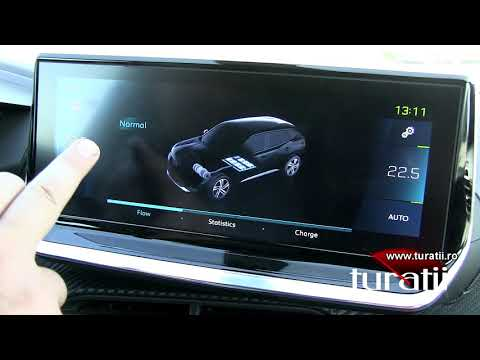 Peugeot E-2008 GT AT 136 CP video 2 of 3