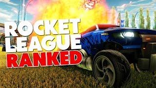 Rocket League Competitive - CAN