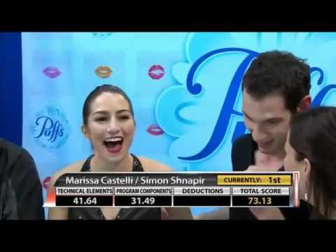 PSP1 Marissa Castelli / Simon Shnapir 2014 U S Champs