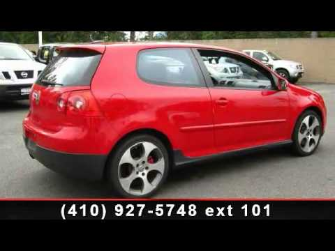 2006 Volkswagen GTI - Sheehy Nissan of Annapolis - Bad Cred
