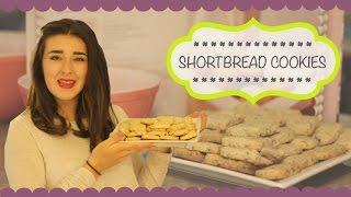Pecan Shortbread Cookies Recipe  How to Make Shortbread