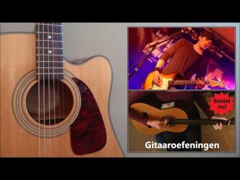 Gitaarles voor beginners ★ gitaarcursus ★ Online gitaar leren spelen ★ Gitaarles Maasbree
