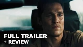 interstellar 2014 teaser trailer   trailer review christopher nolan hd plus