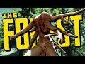 4 SUPER MUTANT CANNIBALS AT ONCE!? - The Forest Hard Gameplay - #18